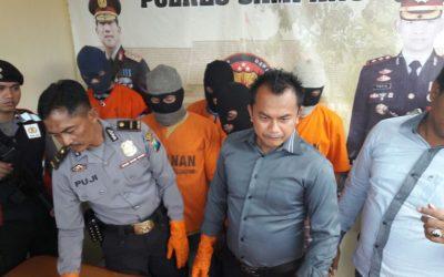 Oknum Wartawan dan Polisi, Diringkus Satnarkoba Polres Sampang